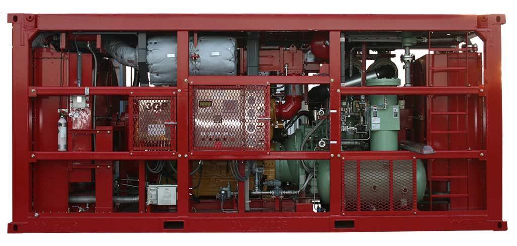 Air Compressor - GENERON | Pioneering Gas Solutions