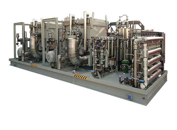 Custom Skid Membrane Instrument Air Systems
