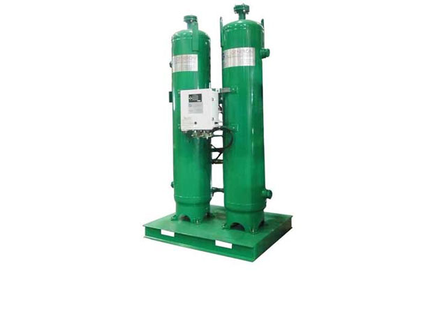 Industrial twin tower pressure swing adsorption (PSA) Nitrogen generator